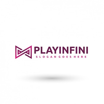 Infinity Template Logo