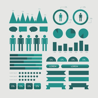 Infografische elementen