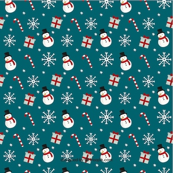Kerstdag patroon