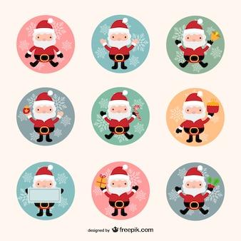 Kerstman collectie