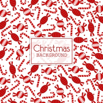 Kerstmis Vector Achtergrond