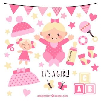 Babykleertjes vectoren foto 39 s en psd bestanden gratis download - Bebe ontwerp ...
