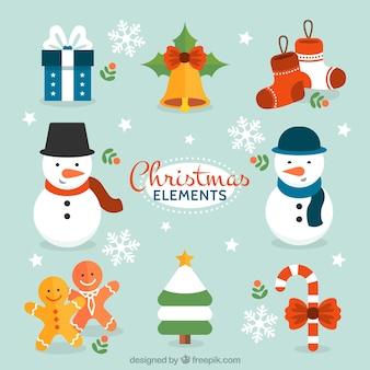 Leuke kerst elementen