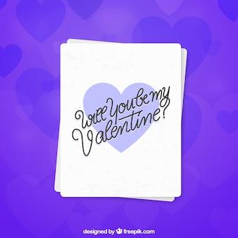Leuke valentijn kaartspel