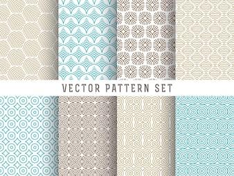 Line patroon set