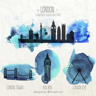 Londen monumenten
