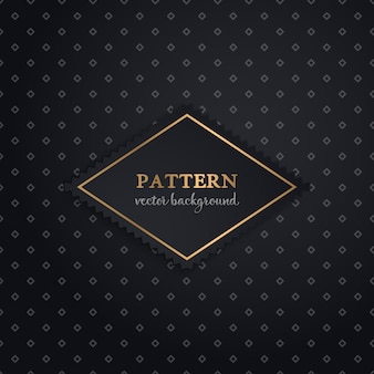 Luxe vector patroon
