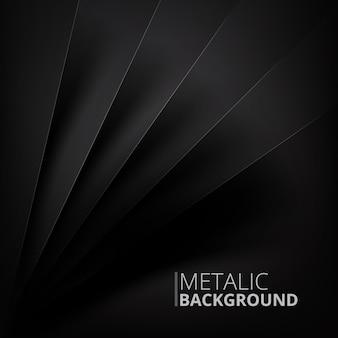 Metalic achtergrond ontwerp
