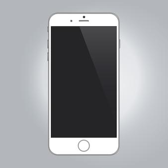 Mobiele telefoon sjabloon