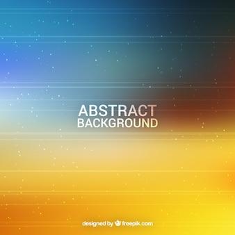 Moderne achtergrond met abstracte stijl