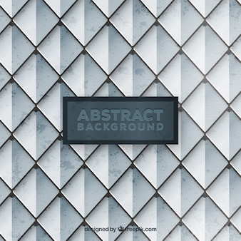 Moderne achtergrond met grille ontwerp