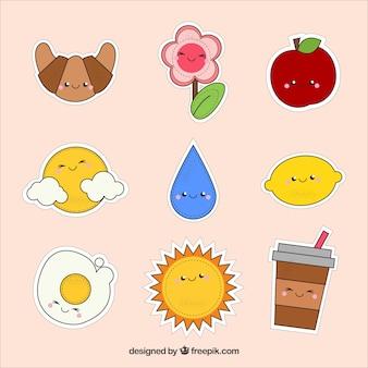 Mooie sticker collectie