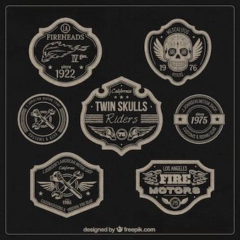 Motors badges