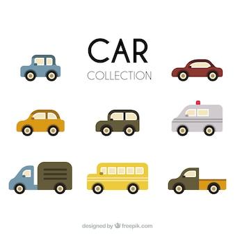 Openbaar vervoer collectie