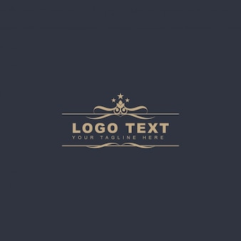 Ornamental logo