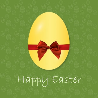 Paaseieren pictogrammen Vector illustratie van Pasen eieren voor Pasen ontwerp op groene achtergrond
