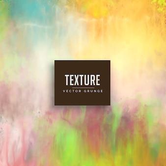 Pastelkleur waterverf textuur vlek achtergrond