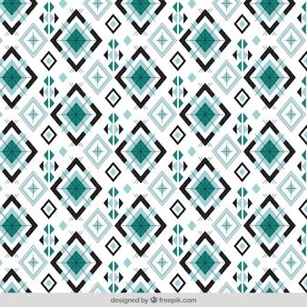 Patroon van geometrische vormen