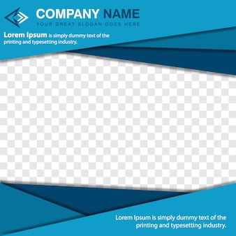 Polygonal template ontwerp