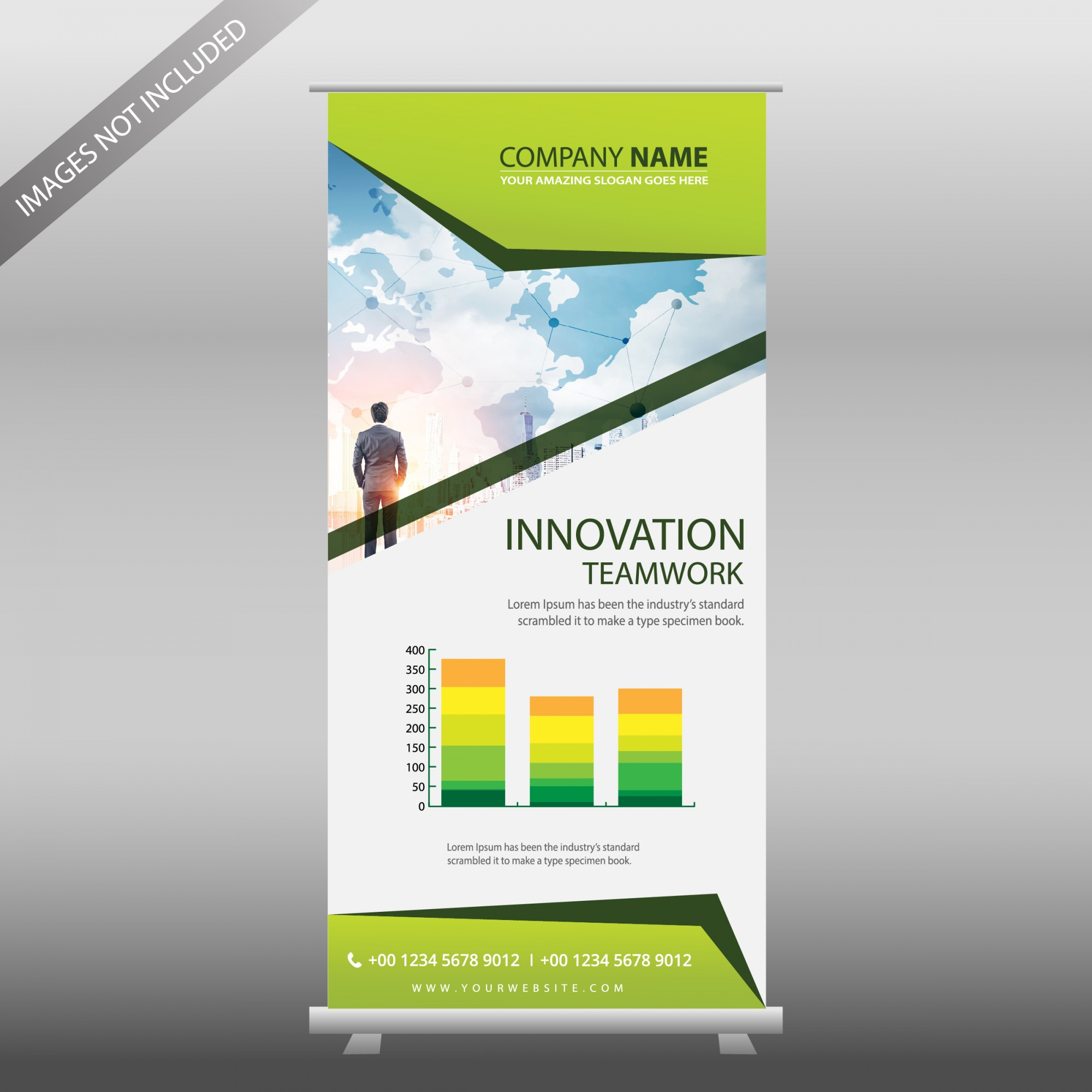 """Green Business Report Roll Up Template"""