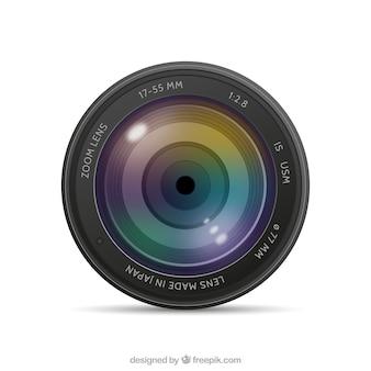 Realistische lens