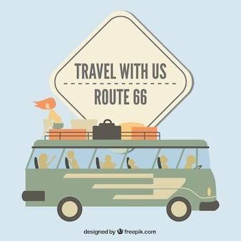 Reis met ons