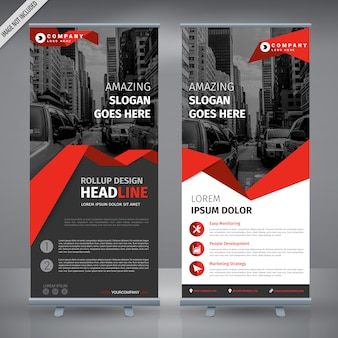 Roll up templates-collectie