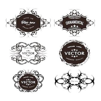 Sier logo collectie
