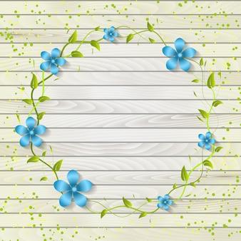 Sjabloon mooie groet viering frame