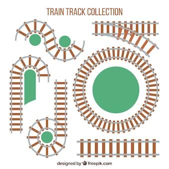 Spoorlijn collectie