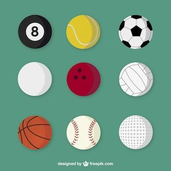 Sport ballen