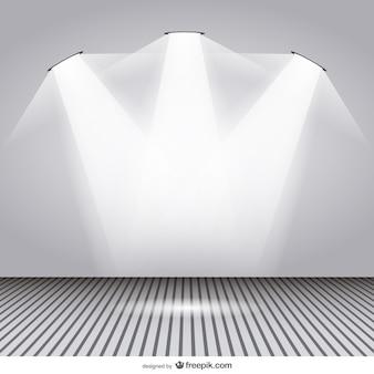 Lege kamer vectoren foto 39 s en psd bestanden gratis download - Spotlight ontwerp ...