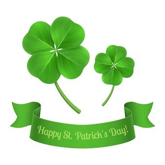 St. Patrick's achtergrond ontwerp