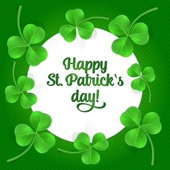 St. Patrick's Day achtergrond