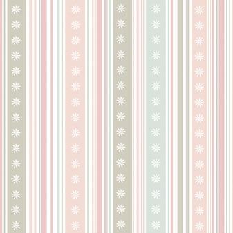 Strippatroon pastelkleuren