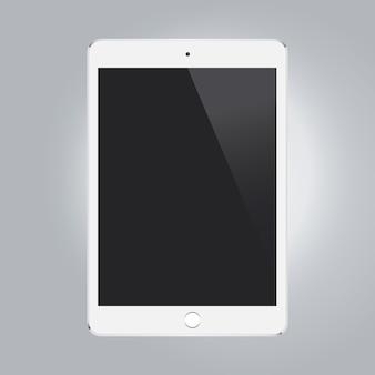 Tablet sjabloon achtergrond