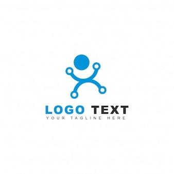 Techno Man Logo