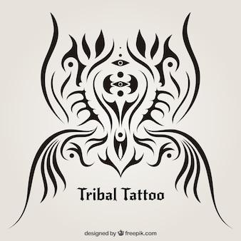 Tribal tattoo ontwerp