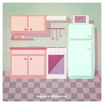Uitstekende keuken