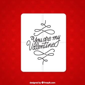 Valentine kaartspel