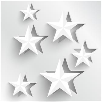 Vector abstracte achtergrond sterren. Webdesign