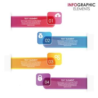 Verbazingwekkende Vector Ingografische Ontwerpen