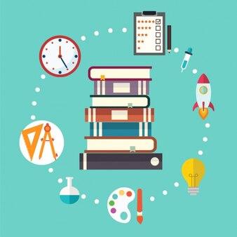Verschillende elementen over het onderwijs
