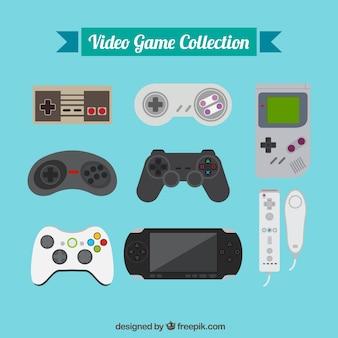Video games evolutie