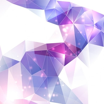 Violette Abstracte Achtergrond