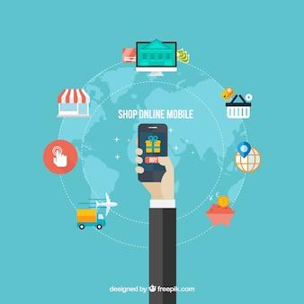 Winkel online infographic