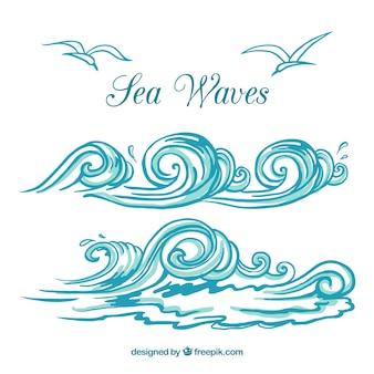 Zee golven