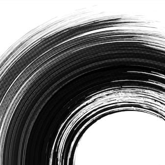 Zwarte aquarel achtergrond