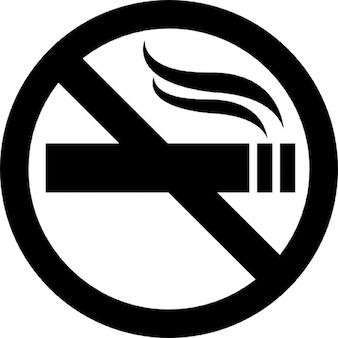 żadnych oznak palenia