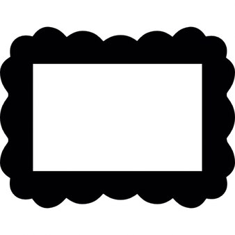 Chmura border frame